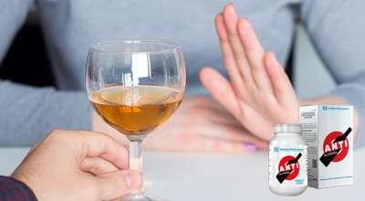 Средство Анти Алкоголь от алкоголизма.