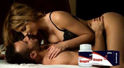 Таблетки Uropro для потенции.